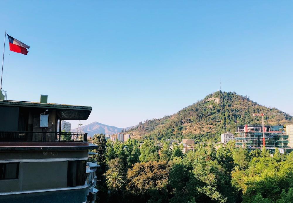 Santiago mountains