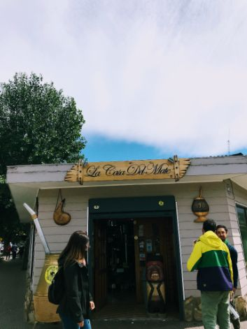 House of Mate in Coyhaique, Chile