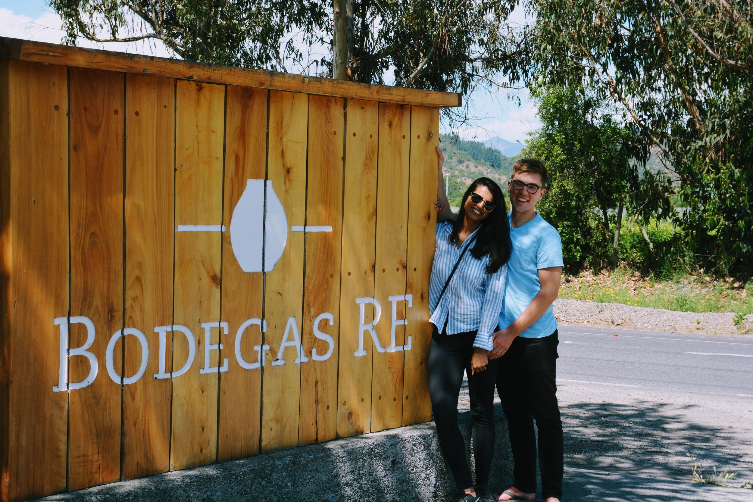 Bodegas Re Winery in Casablanca, Chile