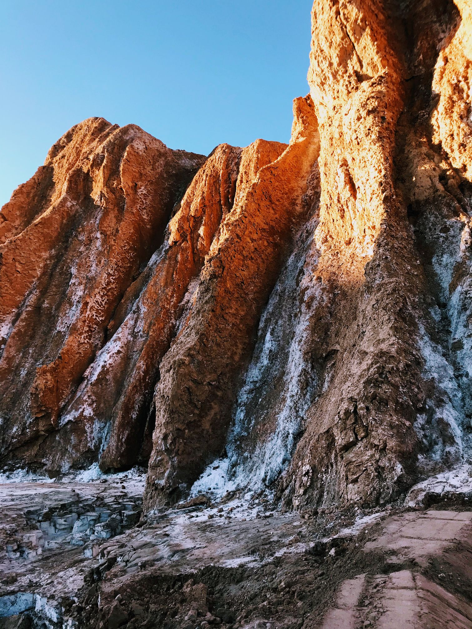 Death Valley in Atacama Desert, Chile