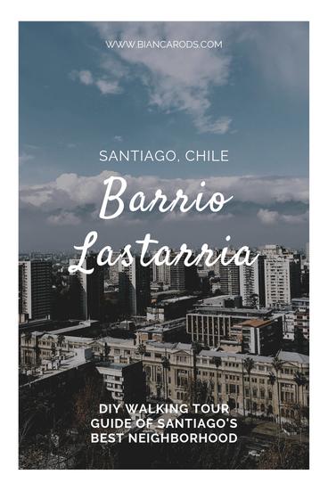 Barrio Lastarria Guide
