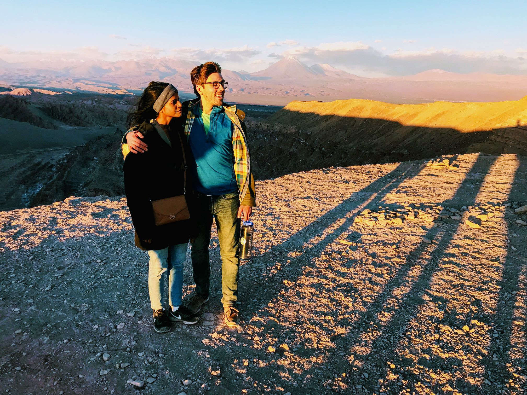 Valle de Muerte Atacama Desert Chile