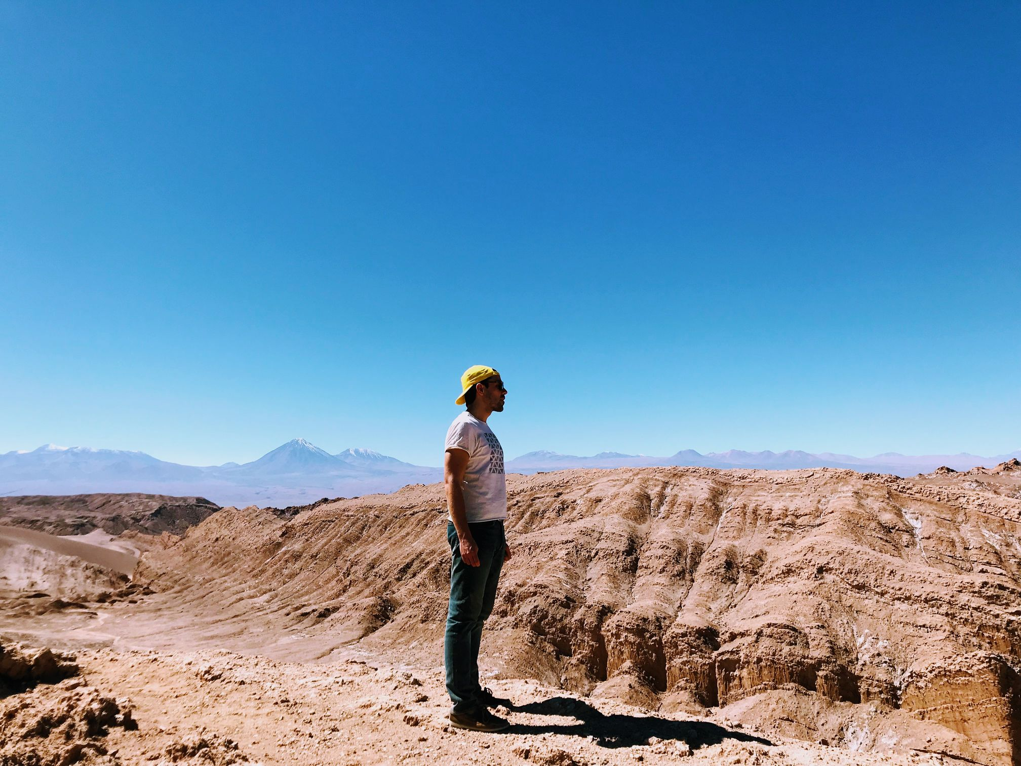 Valle de la Luna, Atacama Desert Chile