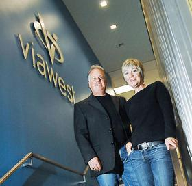 Roy Dimoff (Chairman) and Nancy Phillips (CEO) - ViaWest