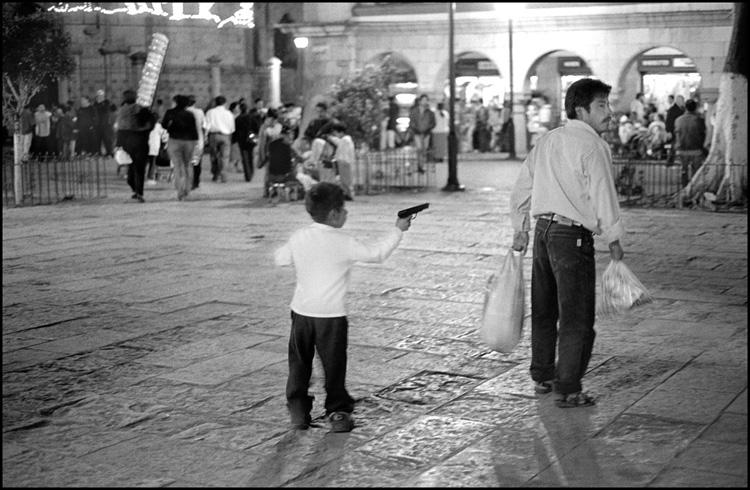 Assassin, Oaxaca, México 2002