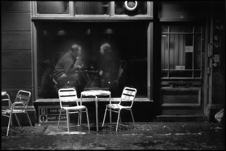 d'Arblay Street, Soho, London 2004