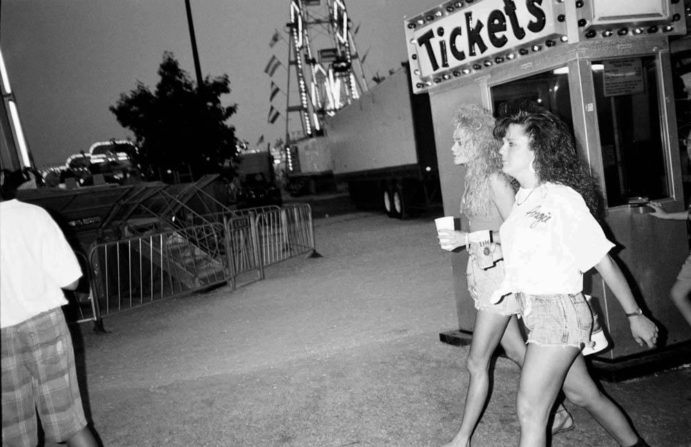 Tickets, Kentucky State Fair, 1993