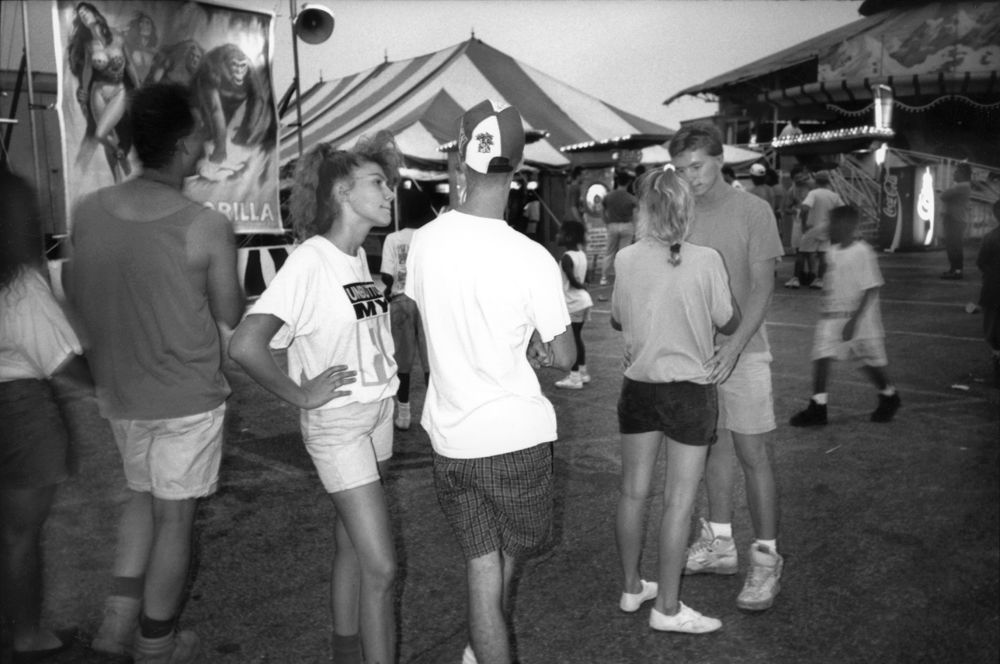Unbutton My Fly, Kentucky State Fair, 1993
