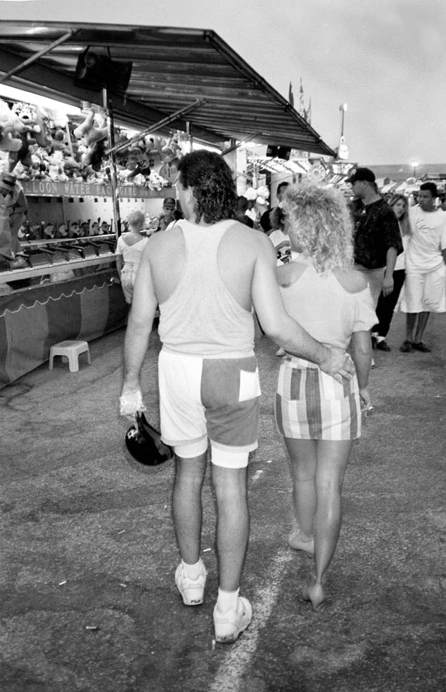 Off the Shoulder, Kentucky State Fair, 1993