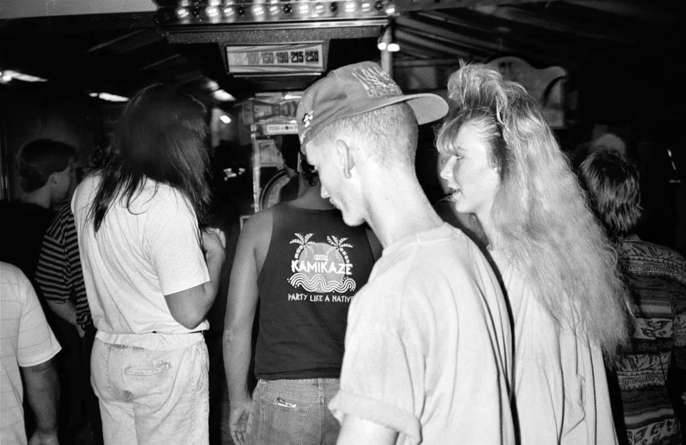 Kamikaze, Kentucky State Fair, 1993