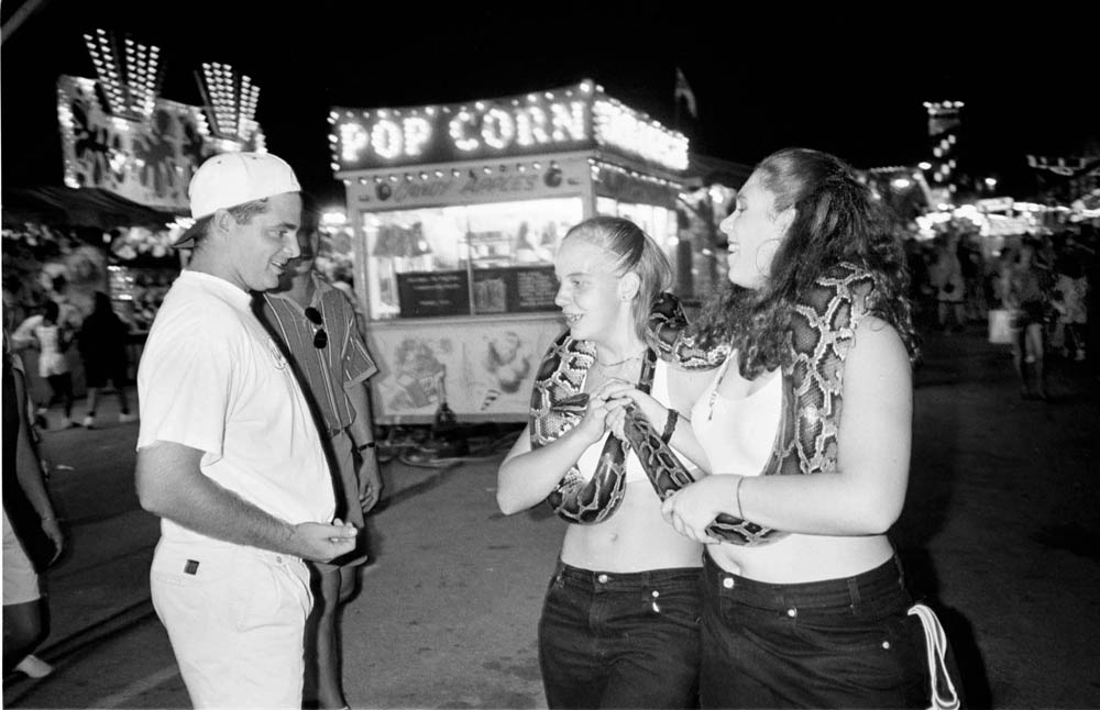 Boa, Kentucky State Fair, 1994