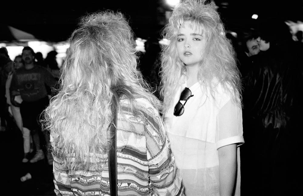 Shades, Derby Festival Chow Wagon, 1993