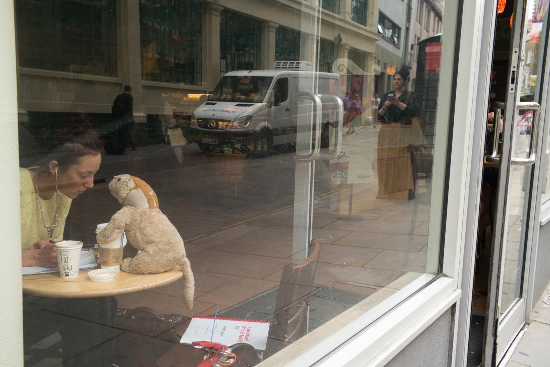 Conversation, Clerkenwell
