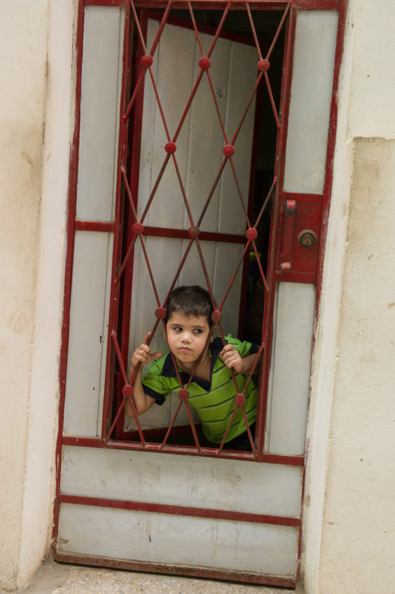 Red Doorway, Havana, March 2016