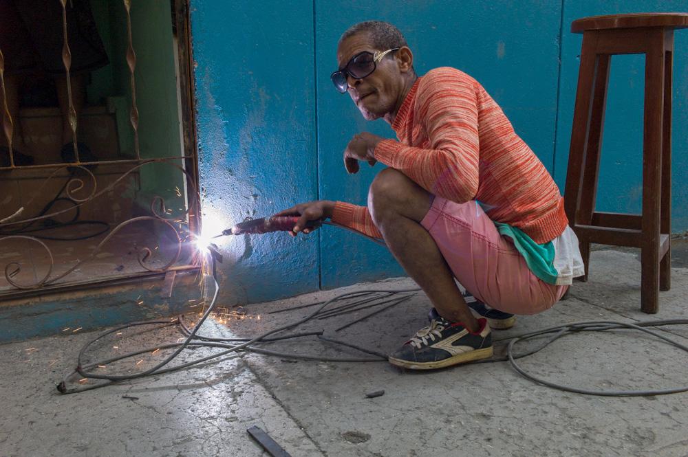 WElding, Havana, March 2016