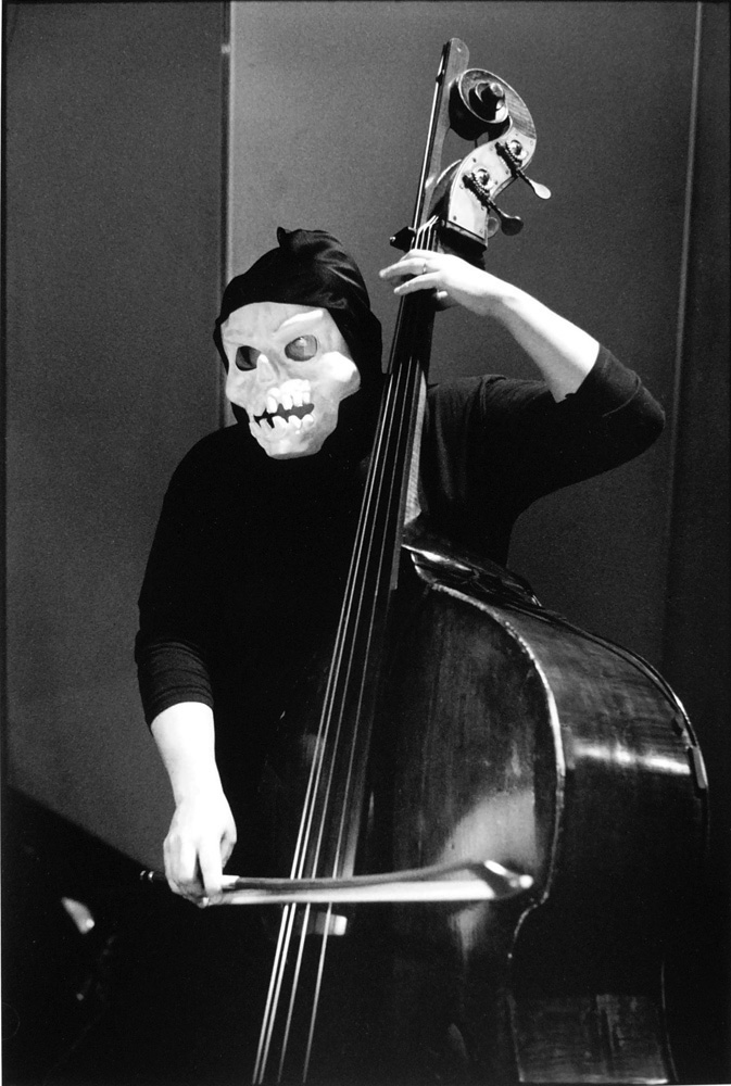 Death Plays the Contrabass, 1991