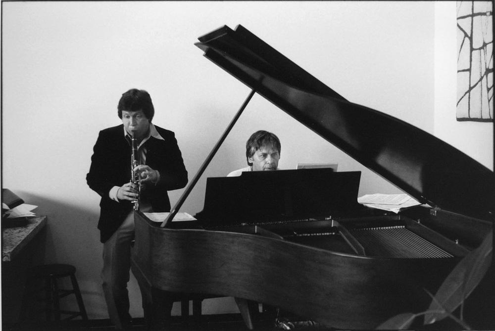 Richard Stoltzman & Lawrence Leighton Smith, 1988