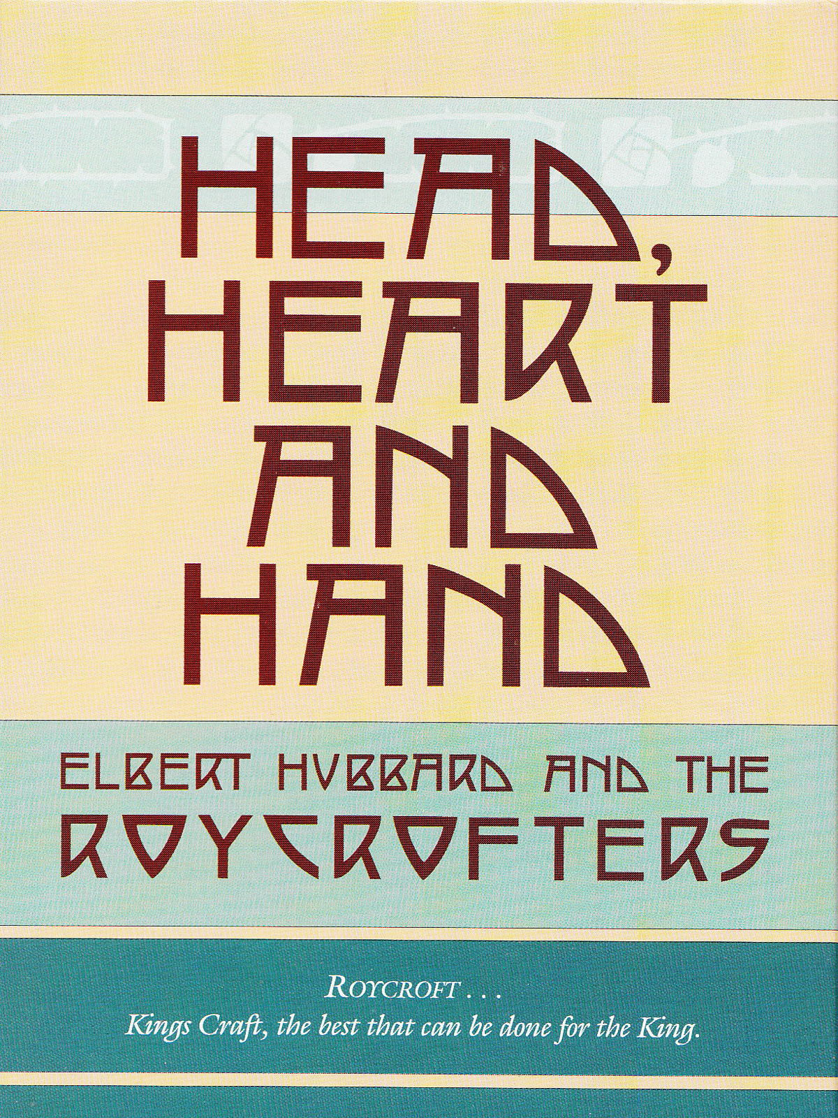Head, Heart, and Hand