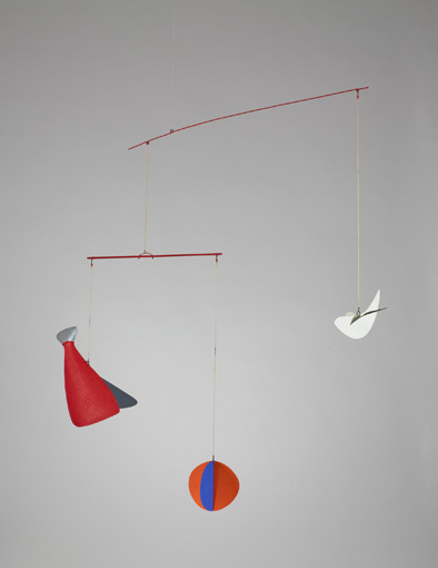 The New Ritou  by Alexander Calder