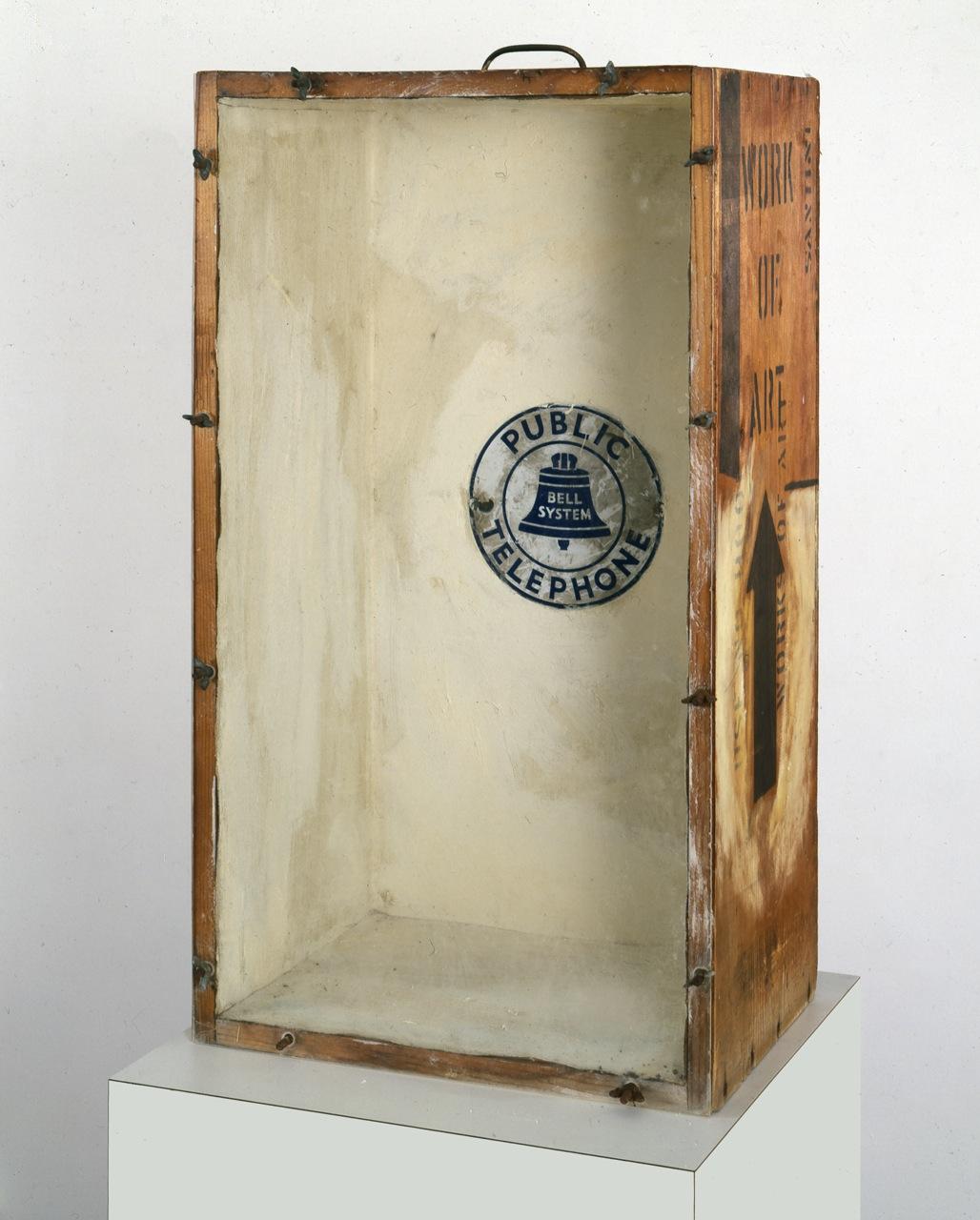 Art Box  by Robert Rauschenberg