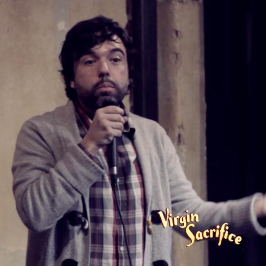 Chris Garcia    ( The Meltdown, Comedy Central )