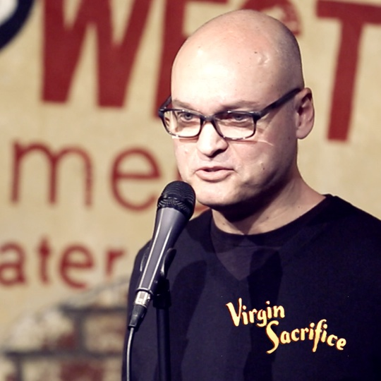 Dan Shickler    ( Downtown Standup Comedy Salon)      Click to watch Interview