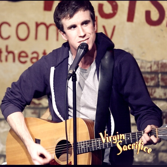 Jon Raymond FIsher    ( The Ice House )     Click to watch Interview