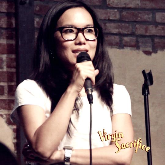 Ali Wong    ( Tonight Show )