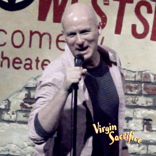 Eric Hahn    ( L.A.'s Vest at Harvelle's )