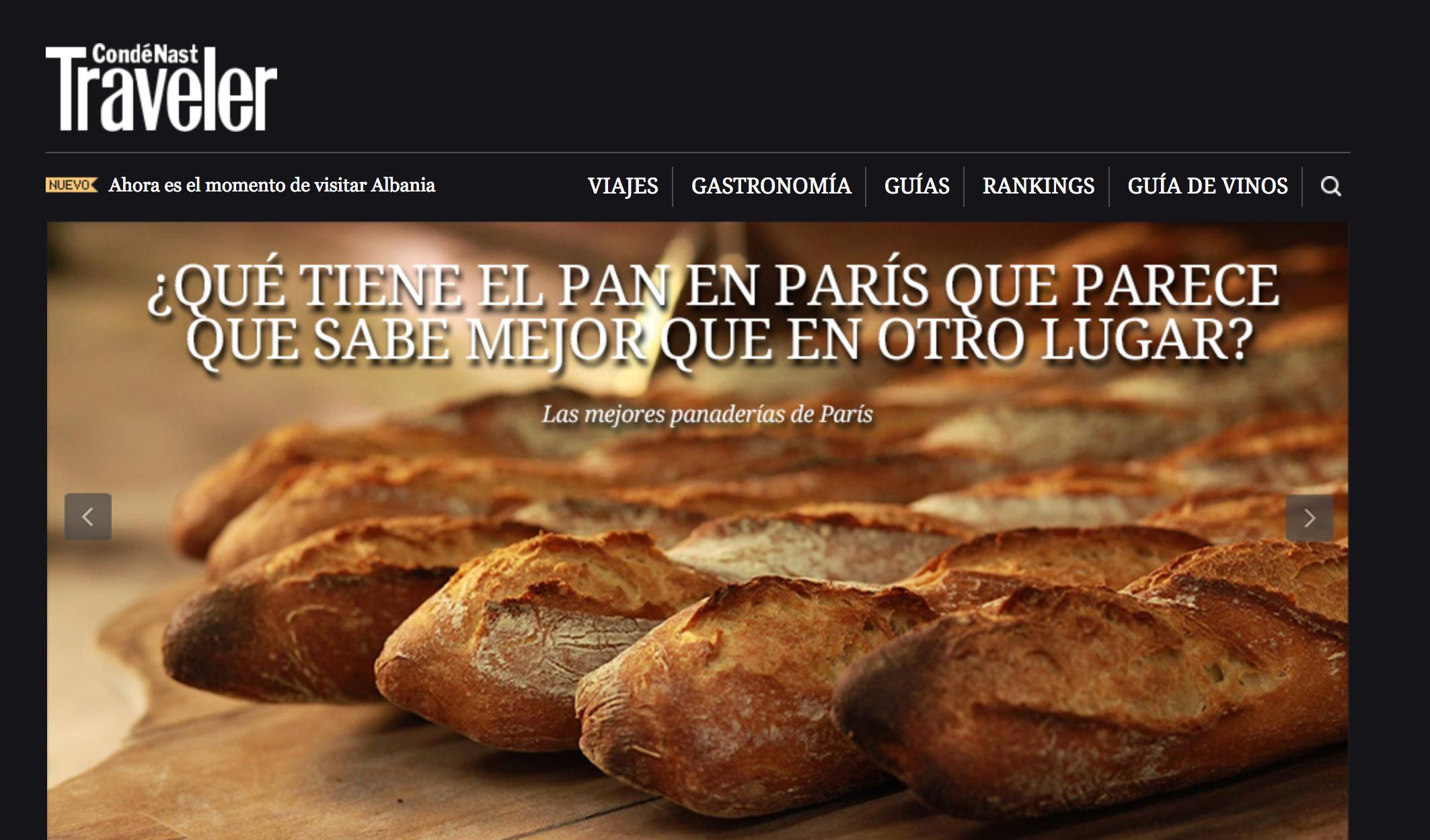 Mejores panaderías de París - Monica R. Goya