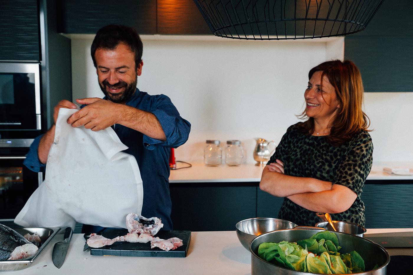 Nacho & Esther Manzano for The Gannet