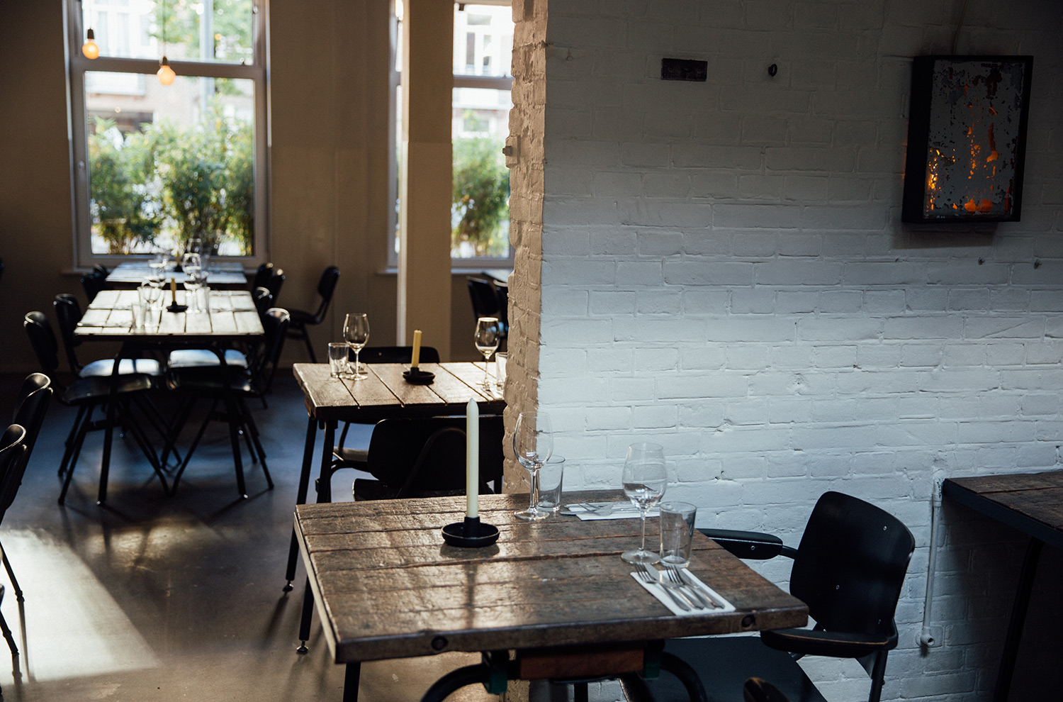 Farm to table restaurants in Amsterdam