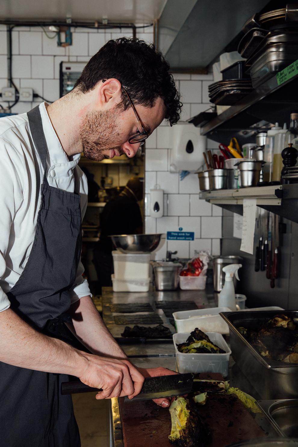 Chef Dan Graham of Pidgin