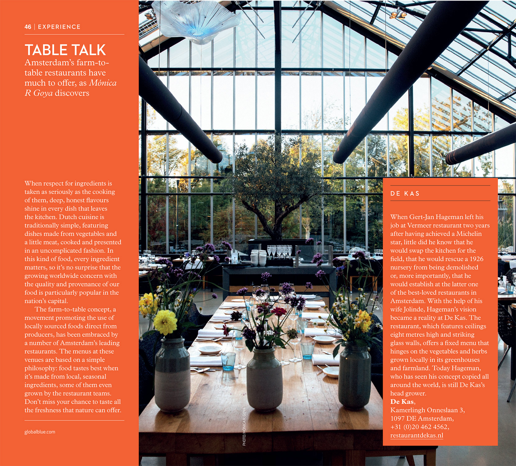 Slow Food in Amsterdam - SHOP magazine Holland edition SS17 - Words & Photography