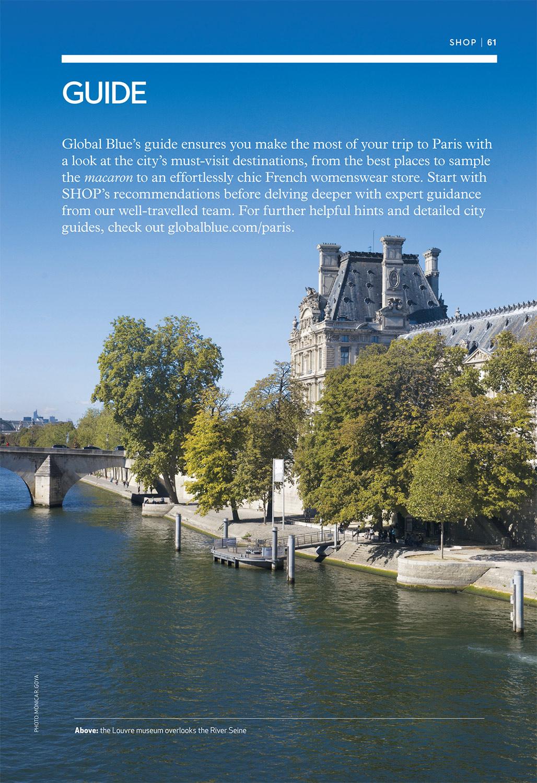 Paris - SHOP magazine Paris Lux edition SS17 - Photography