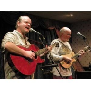 Two of our Patrons Anthony John Clarke & Dave Pegg appearing at The Thursday Club on 6th November 2014