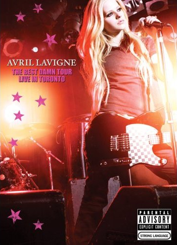 Avril Lavigne - Live in Toronto DVD