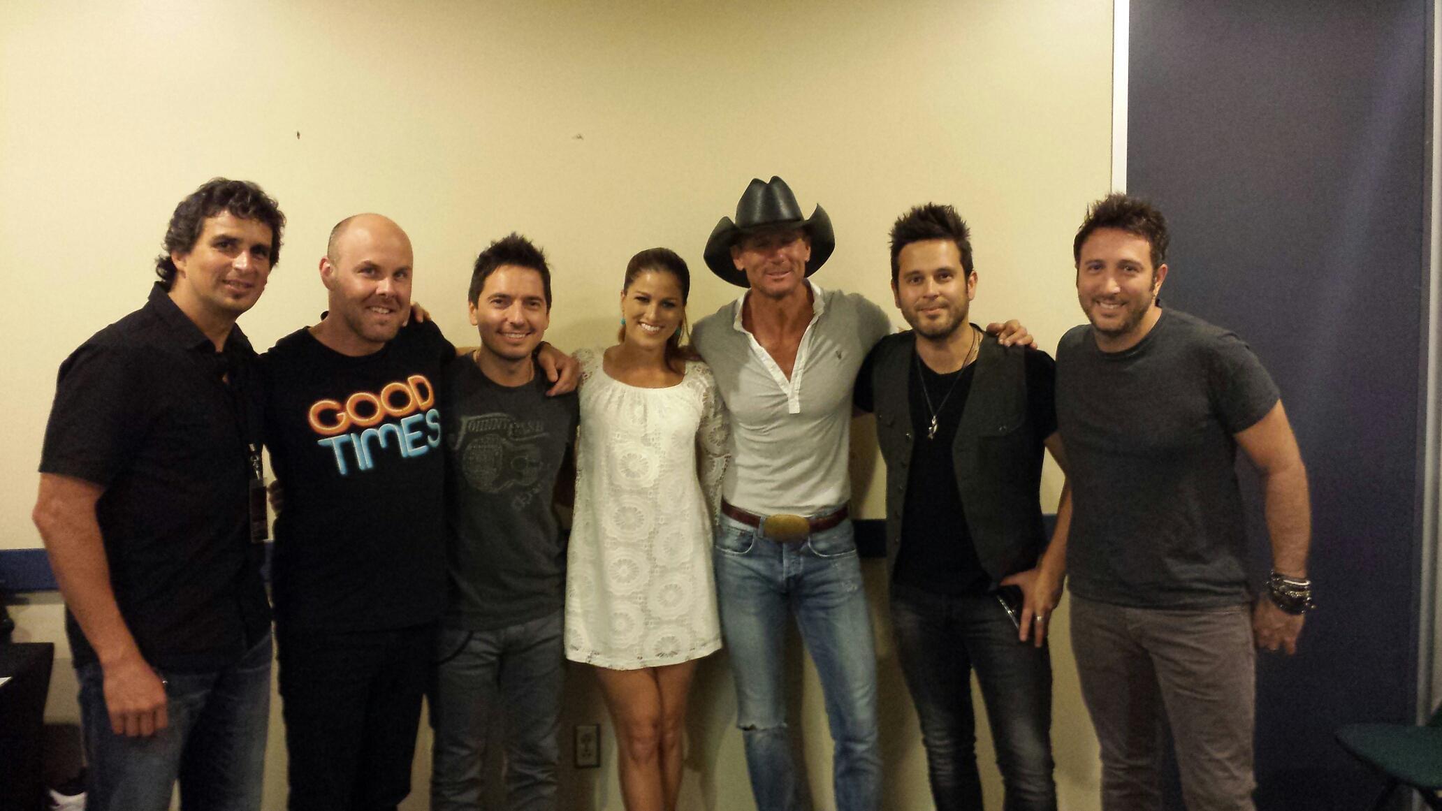 Tim McGraw Tour