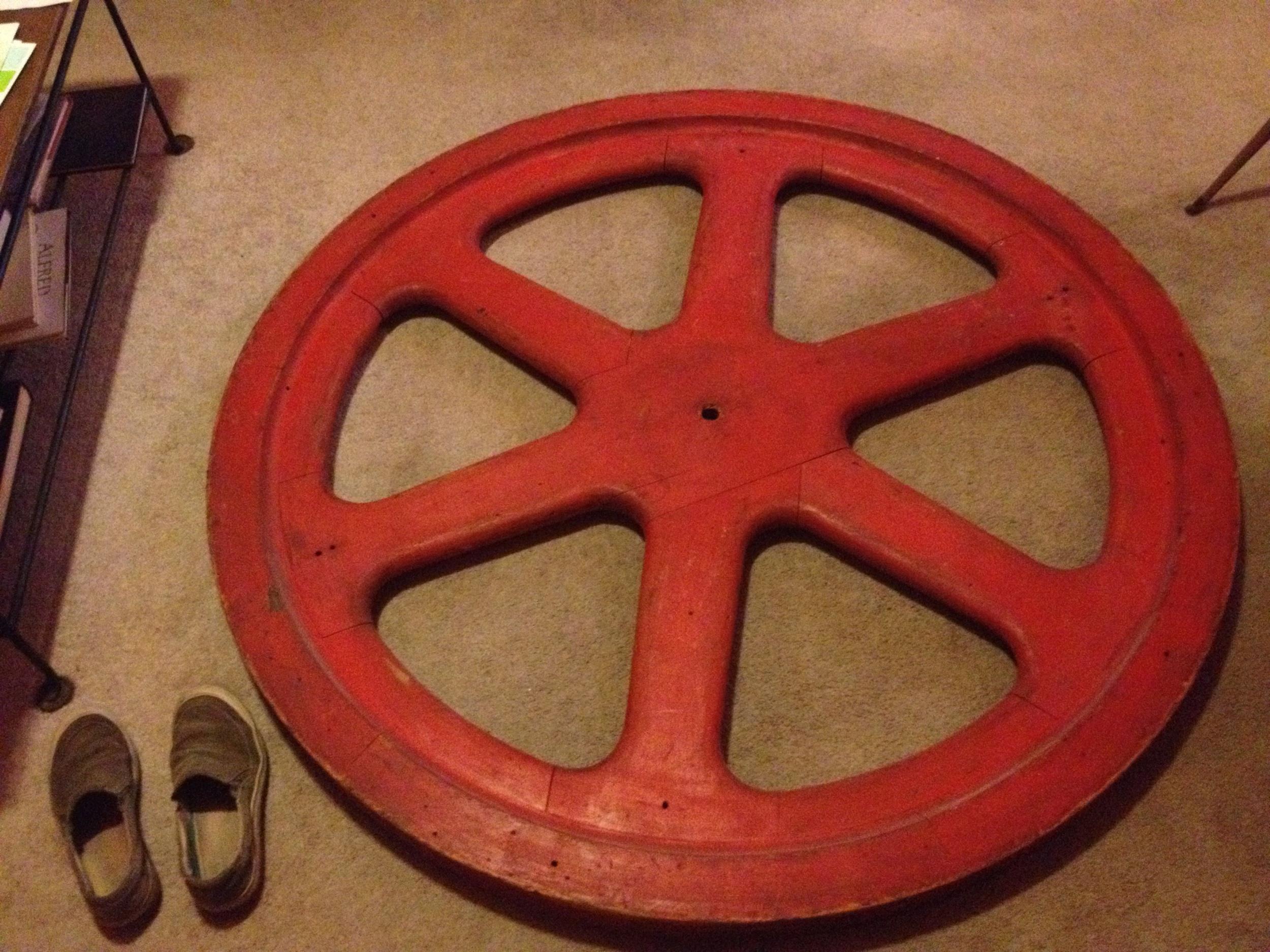 raw wheel