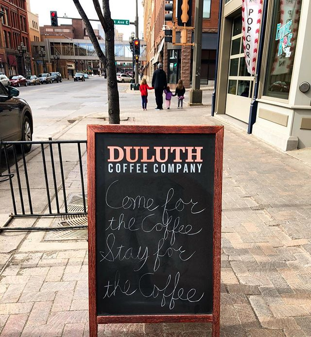 #duluthlovescoffee #duluthloveslocal