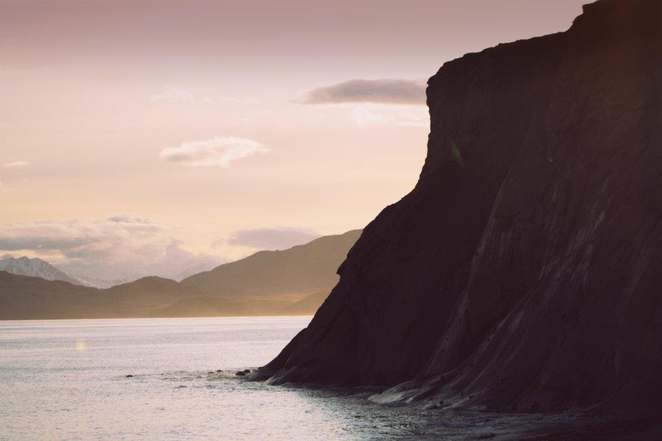 ALASKA. Glorious Alaska.