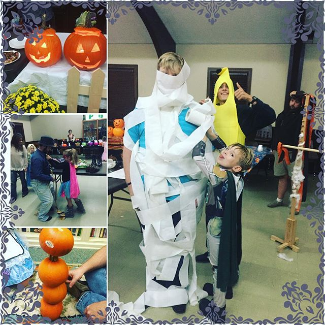 Trunk or treat fun at FPC Cleveland!
