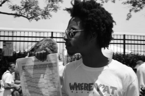 Where Y'at - © Wendy Drexler New Orleans