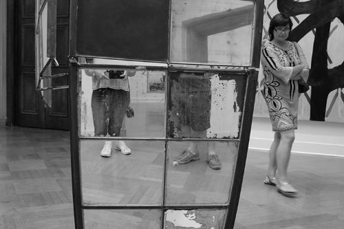 Self Reflection - © Wendy Drexler  Washington DC