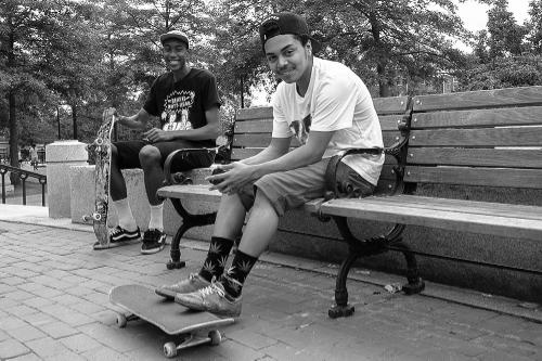 Skateboarding ©Wendy Drexler  Providence