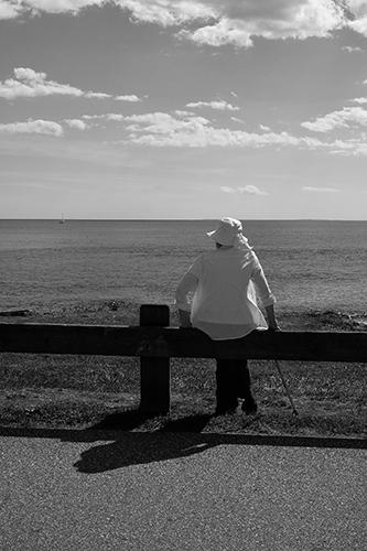 Contemplation ©Wendy Drexler  Jamestown, RI