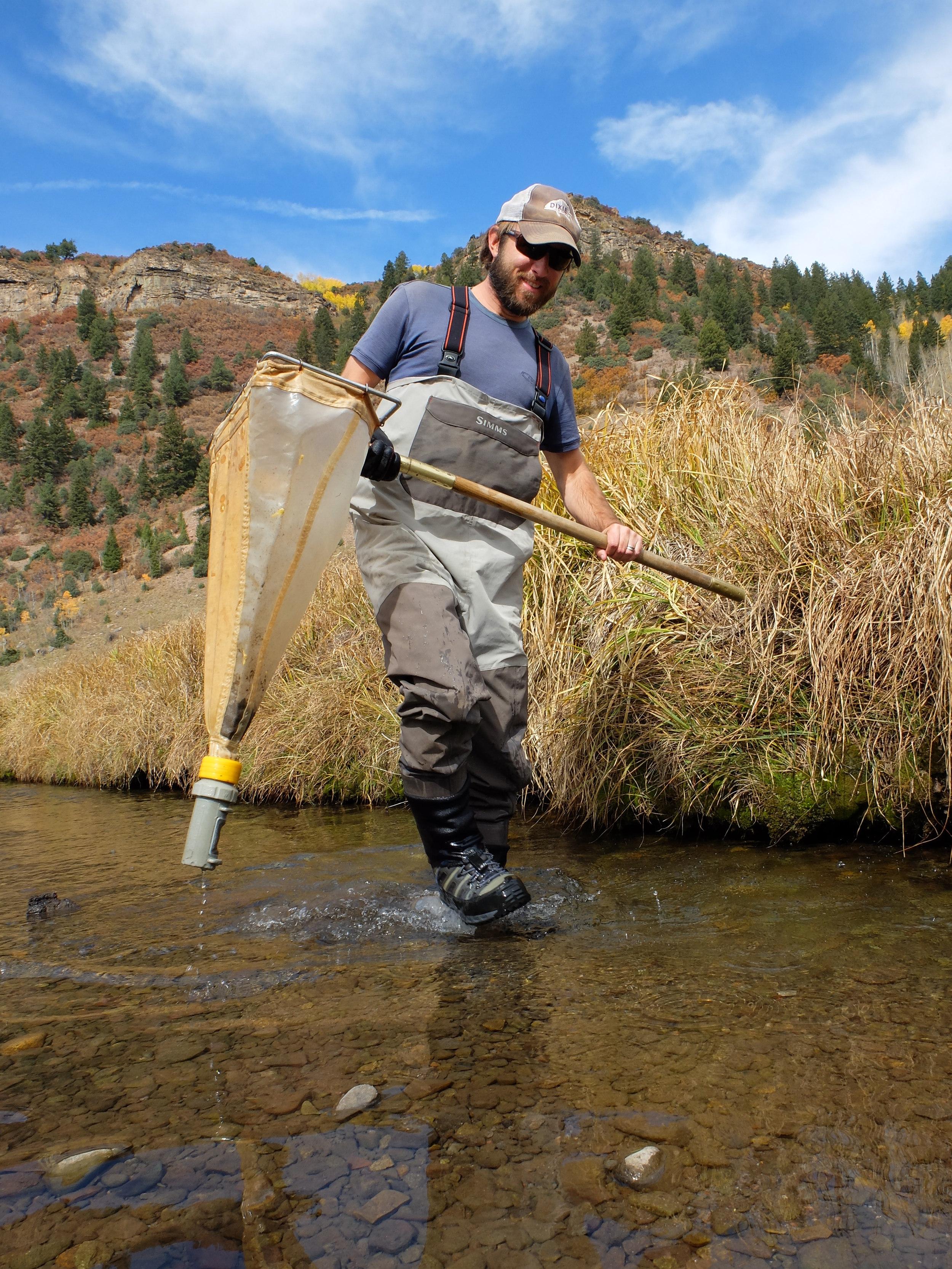 Telluride valley floor monitoring