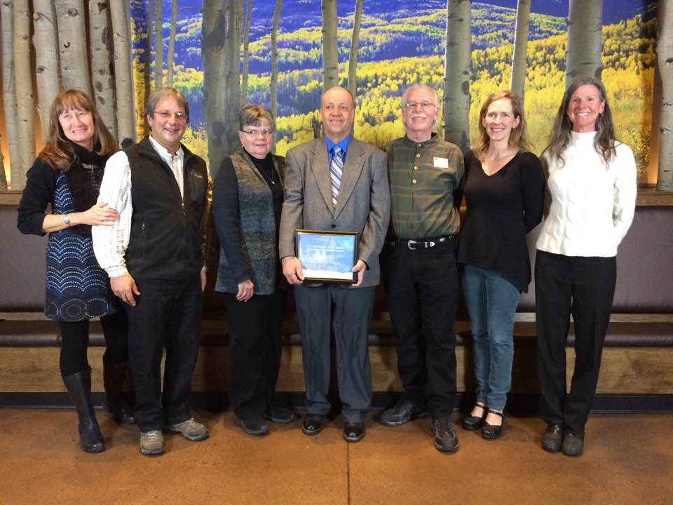 The Animas Forks Rehabilitation Project was selected by History Colorado to receive the 2017 Stephen H. Hart Award for Historic Preservation. MSI would like to congratulate our partners, San Juan County Historical Society, San Juan County, Bureau of Land Management, Town of Silverton, Silverton Restoration Inc, Klinke and Lew Construction, and Alpine Archaeology, for this highest honor and recognition for their dedication. The 30+ year effort has preserved this incredible icon of mining history and heritage in the Alpine Loop outside of Silverton.   History Colorado began presenting the Stephen H. Hart Awards in 1986 to recognize outstanding projects and individual achievements in archaeology and historic preservation throughout Colorado. Stephen H. Hart was Colorado's first State Historic Preservation Officer. MSI is proud to support these same partners in stabilizing the Sound Democrat Mill, our current project for 2017, which is above Animas Forks. Please visit  https://durangoherald.com/articles/86017-historic-mill-to-get-a-boost for the Durango Herald's article on the mill.