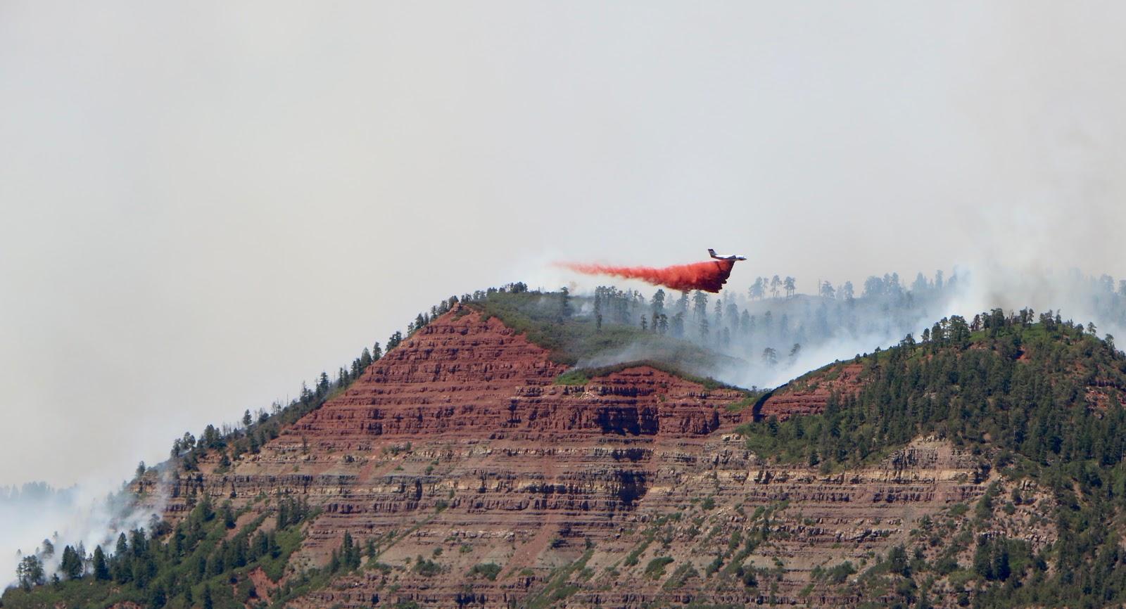 416 Fire, photo by Priscilla Sherman416 Fire, photo by Priscilla Sherman