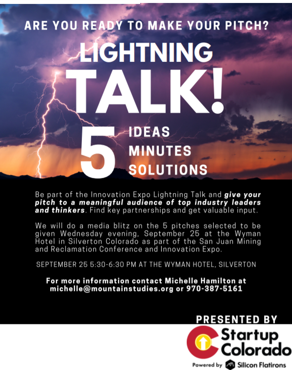 To submit your pitch by Sept 11th, click on anywhere on the image above!